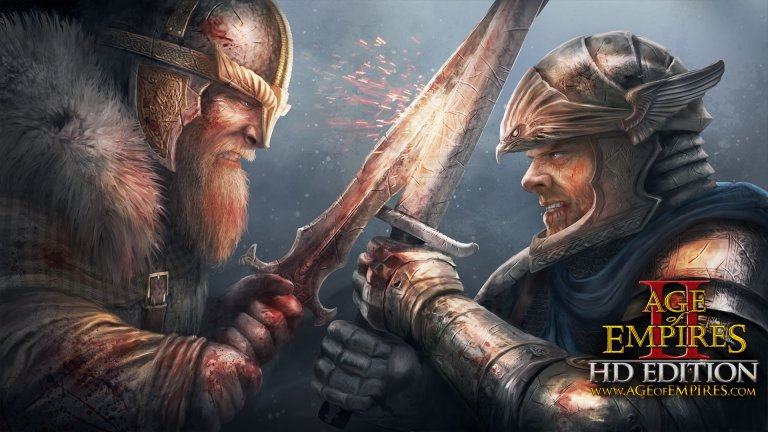 'Age of Empires II HD Patch 5.5 is now Live!' thumbnail