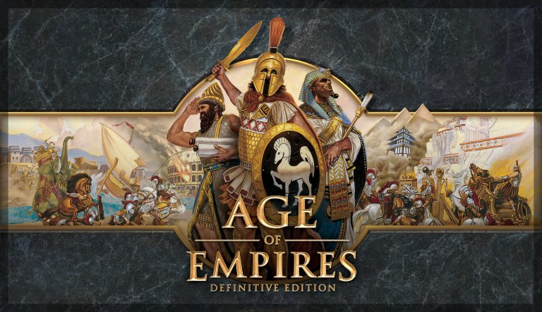 'Announcing Age of Empires: Definitive Edition!' thumbnail