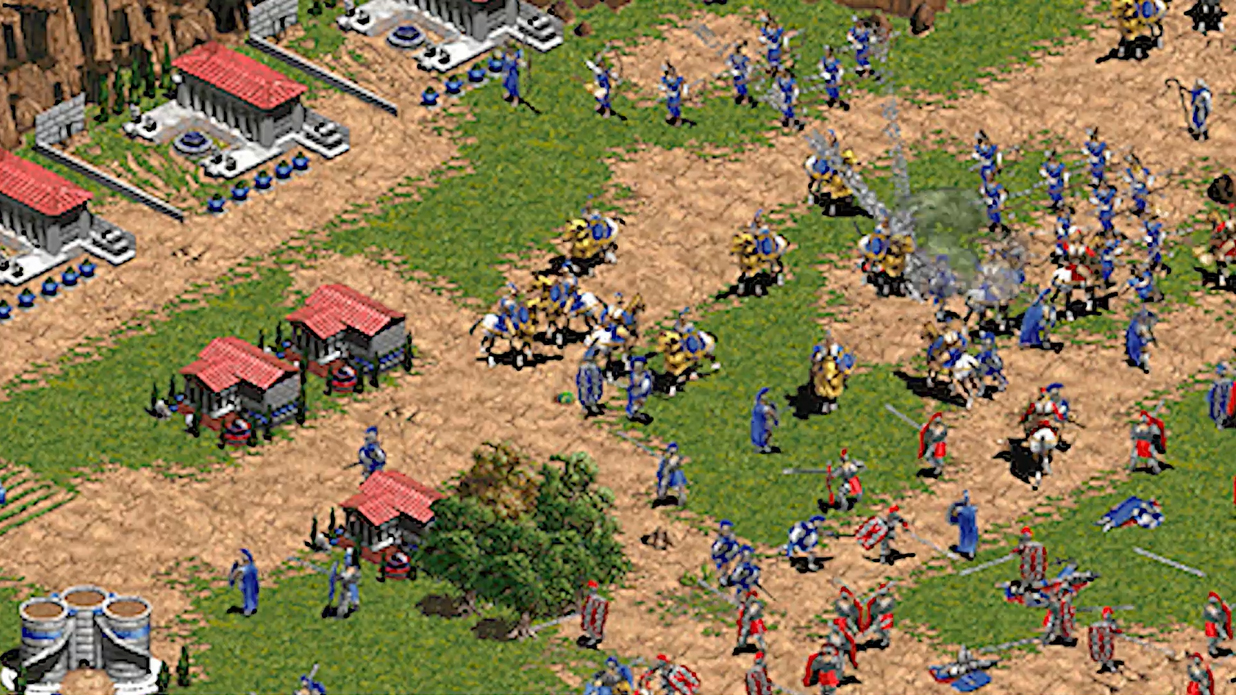 Age Of Empires Definitive Edition Age Of Empires