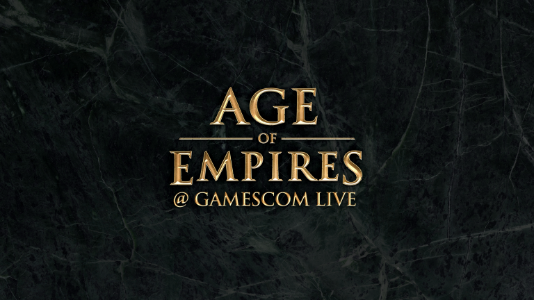 'Age of Empires at Gamescom!' thumbnail