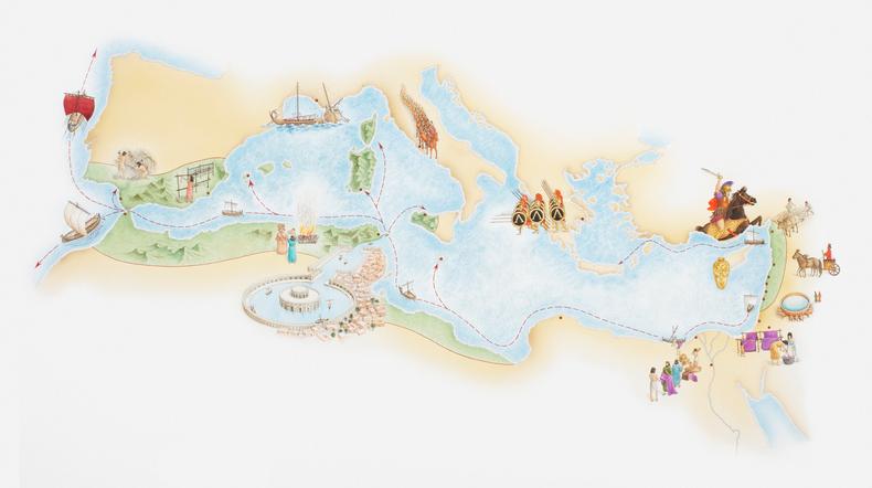 Phoenician Civilization - Age of Empires