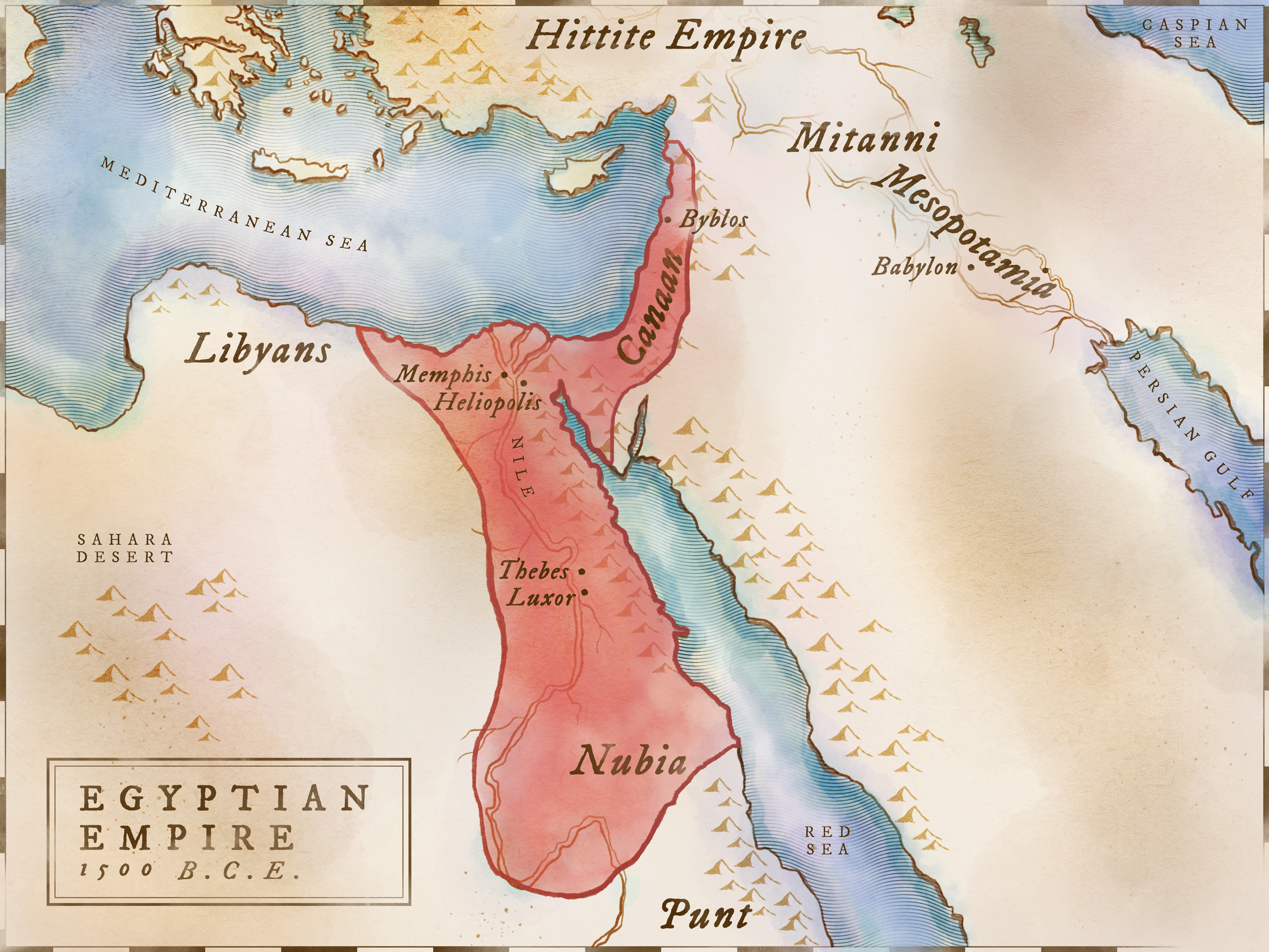 Egyptian Culture Age Of Empires