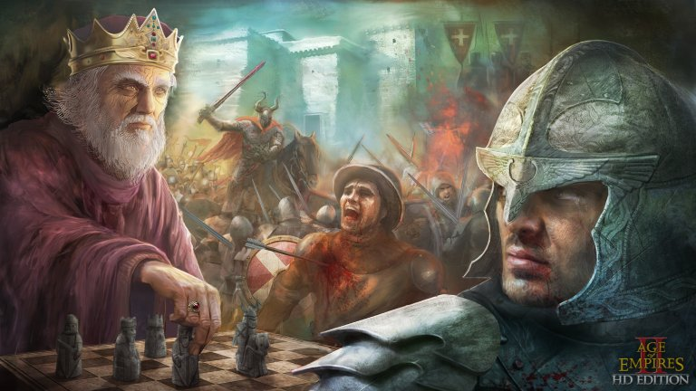 'AoE II HD Patch 5.7 is Now Live!' thumbnail