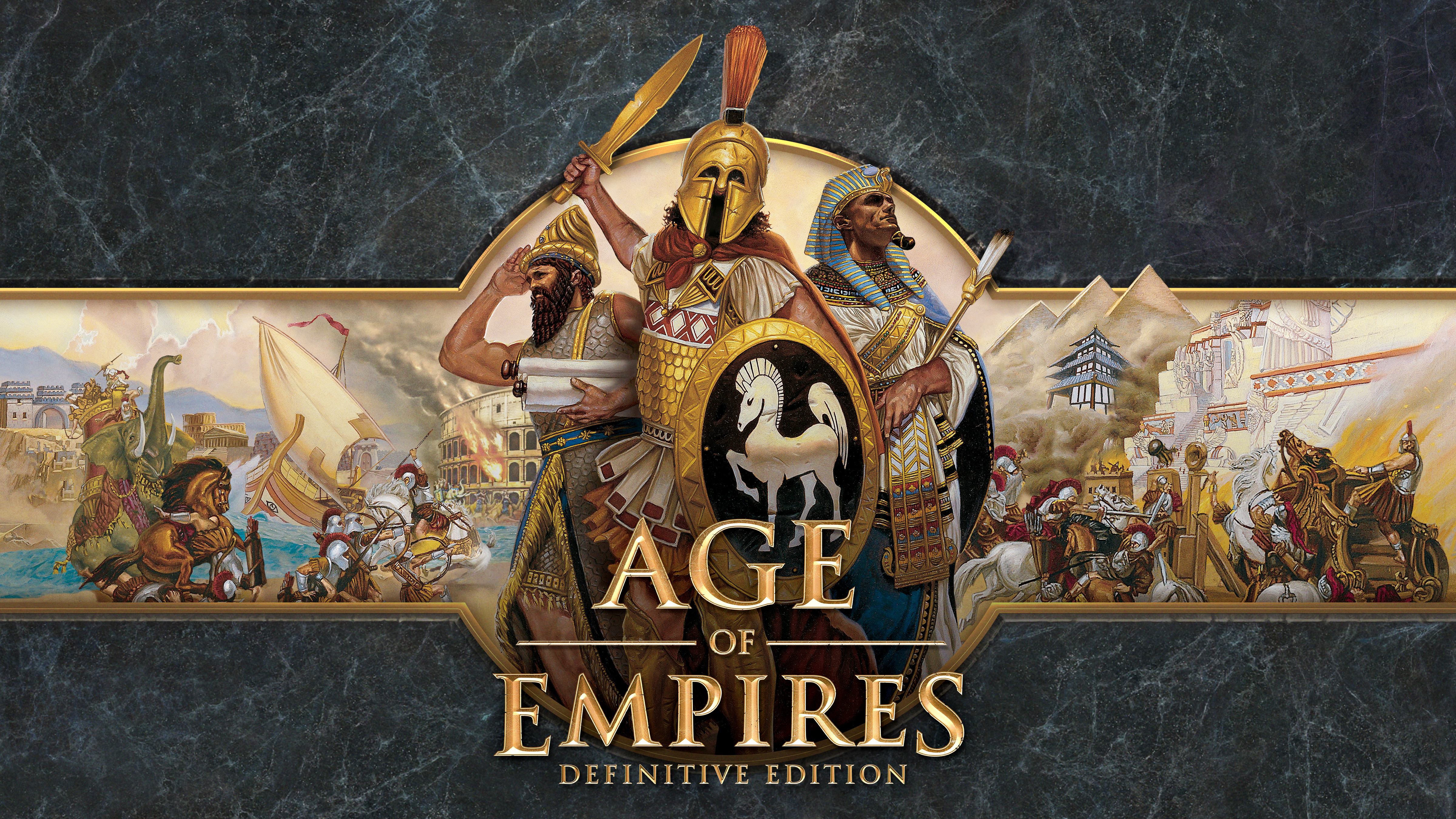 'Age of Empires: Definitive Edition – In Store Tournaments!' thumbnail