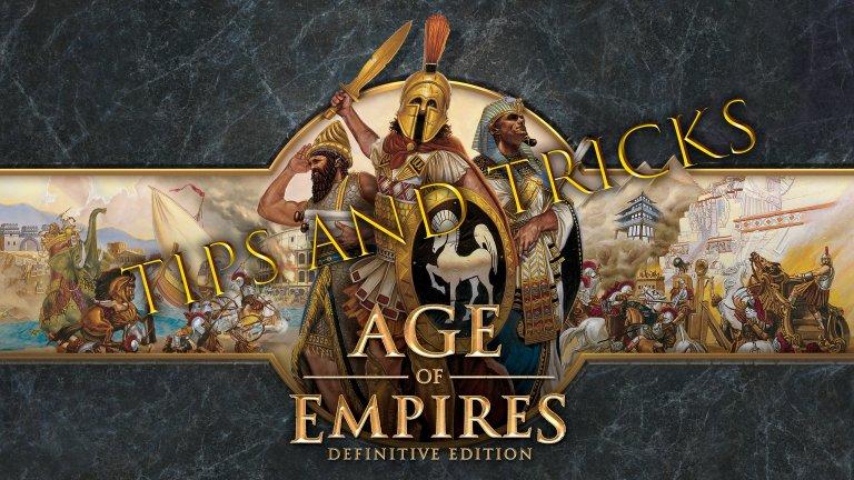 'Tips and Tricks to play AoE: DE' thumbnail