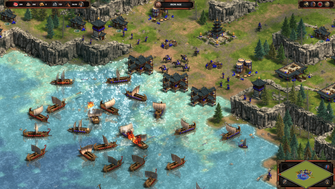 Age Of Empires Definitive Edition Is It A 3d Or A 2d Game Age Of Empires