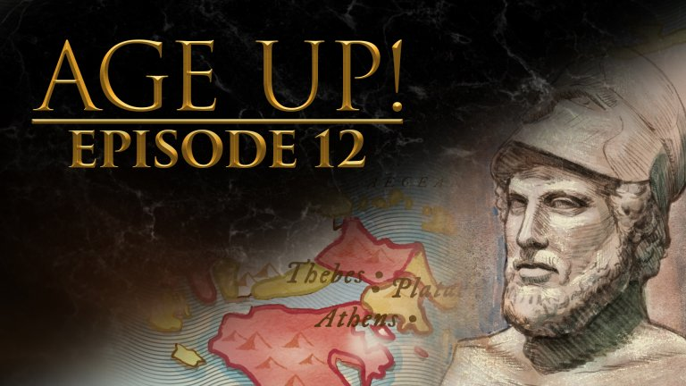 'Age Up! Episode 12 – The Man in the High City' thumbnail