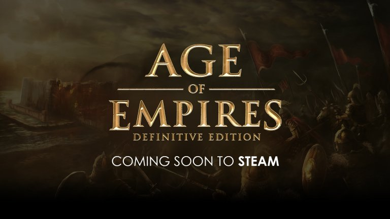 'Age of Empires: Definitive Editions are coming to Steam!' thumbnail