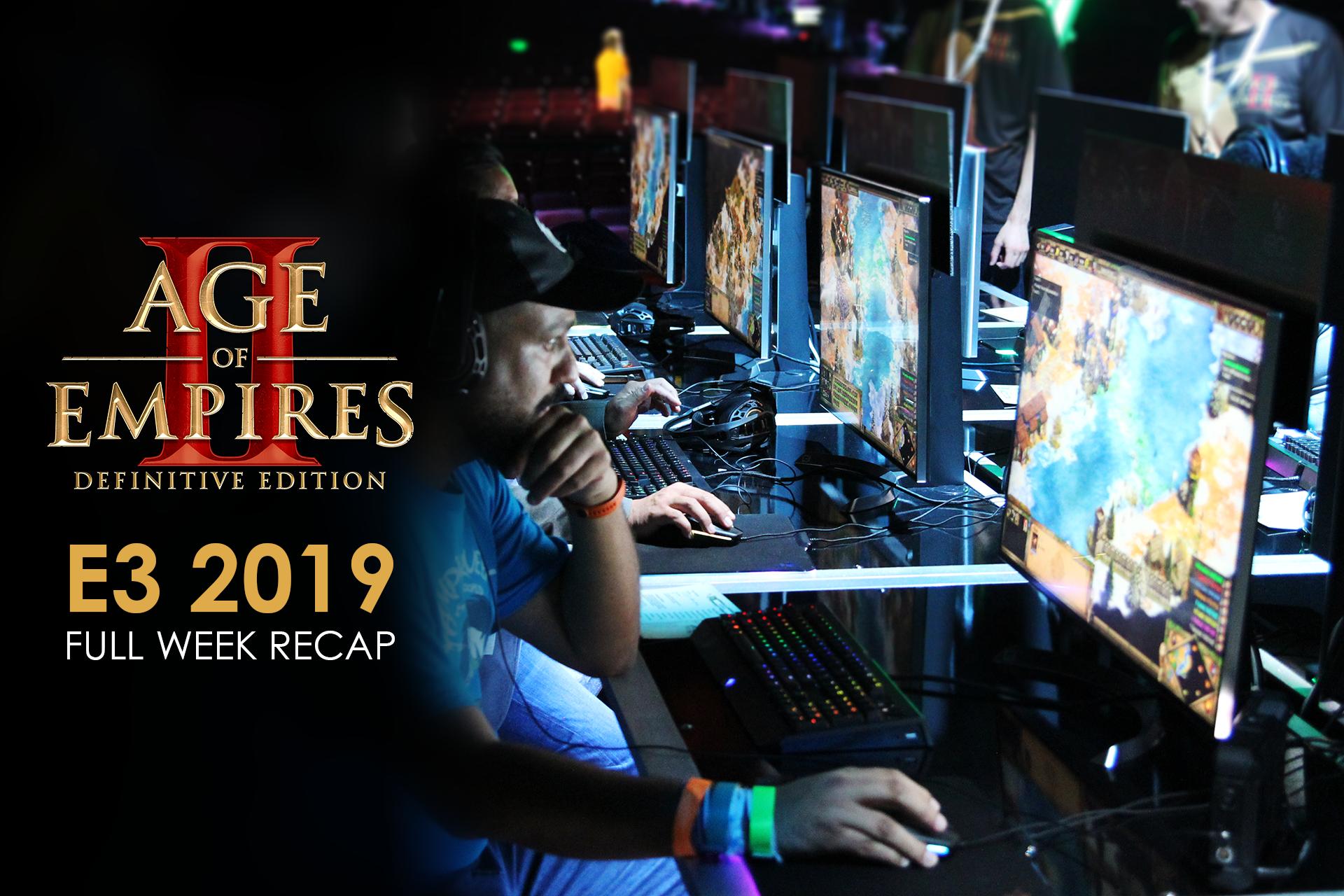 'E3 2019 Recap: A New Age for Empires!' thumbnail