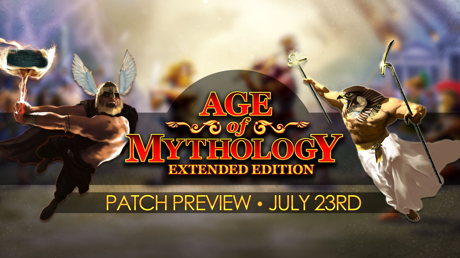 'Age of Mythology 2.7 Patch Preview' thumbnail