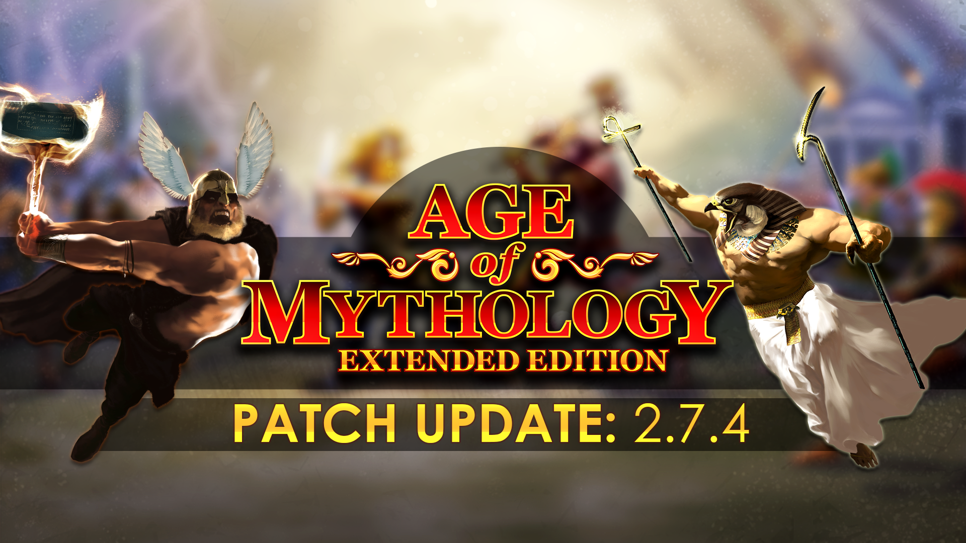 'Age of Mythology 2.7 Patch Preview (Update!)' thumbnail