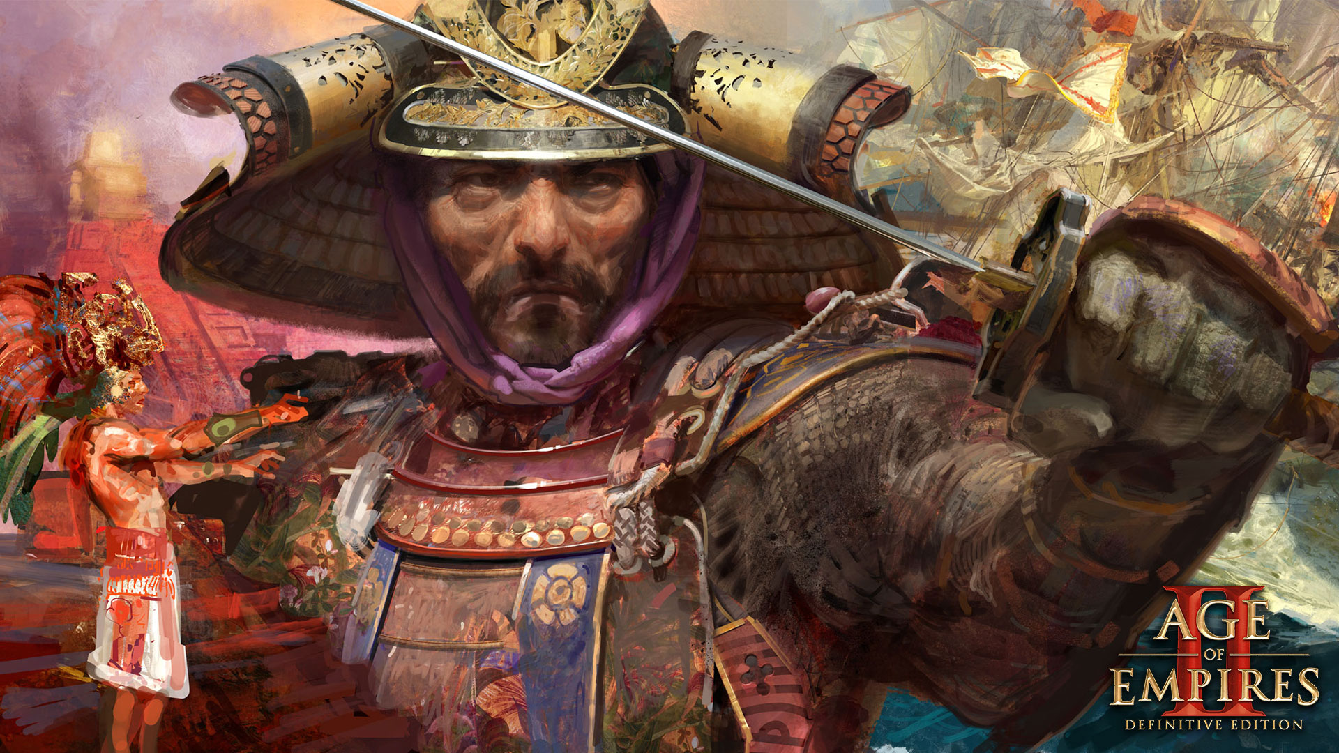 'Interview with Craig Mullins – An Age of Empires Illustrator' thumbnail