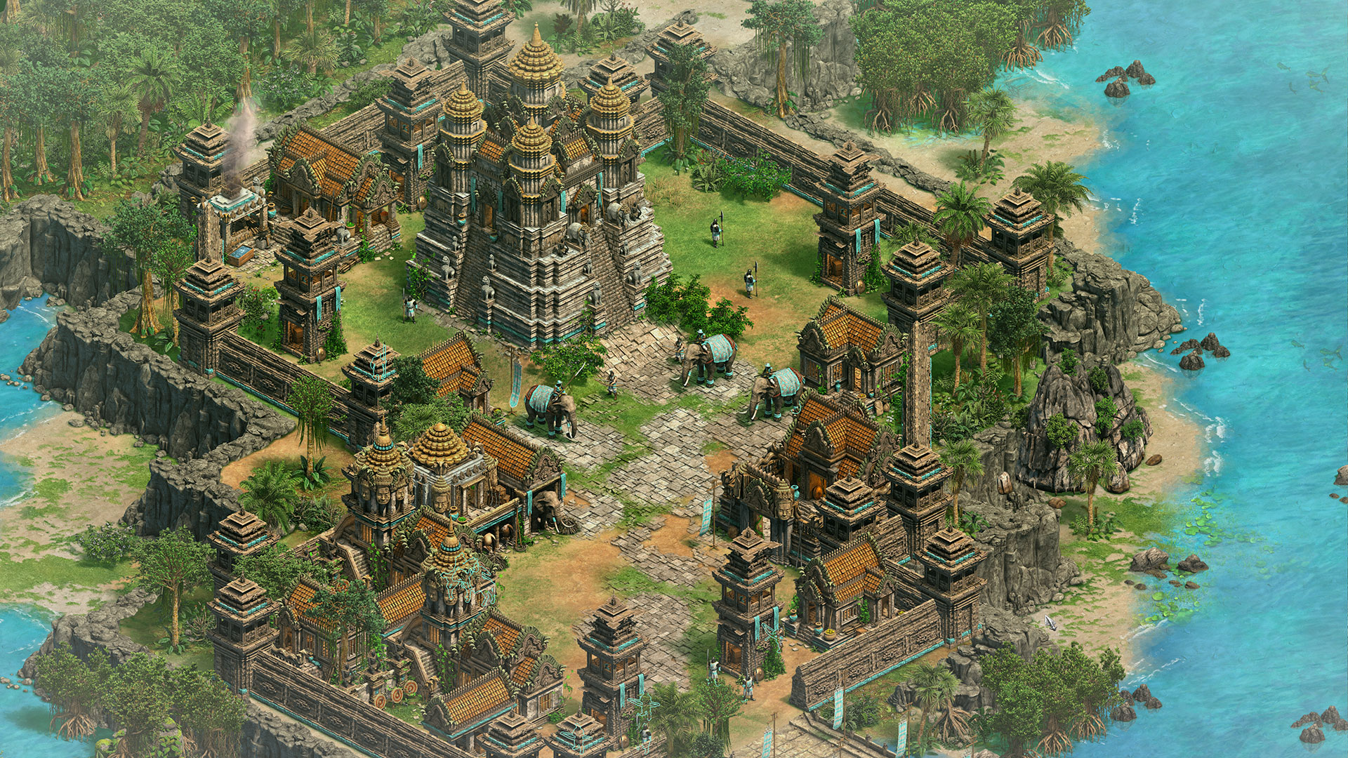 'A Visual Look At Age of Empires II: DE' thumbnail