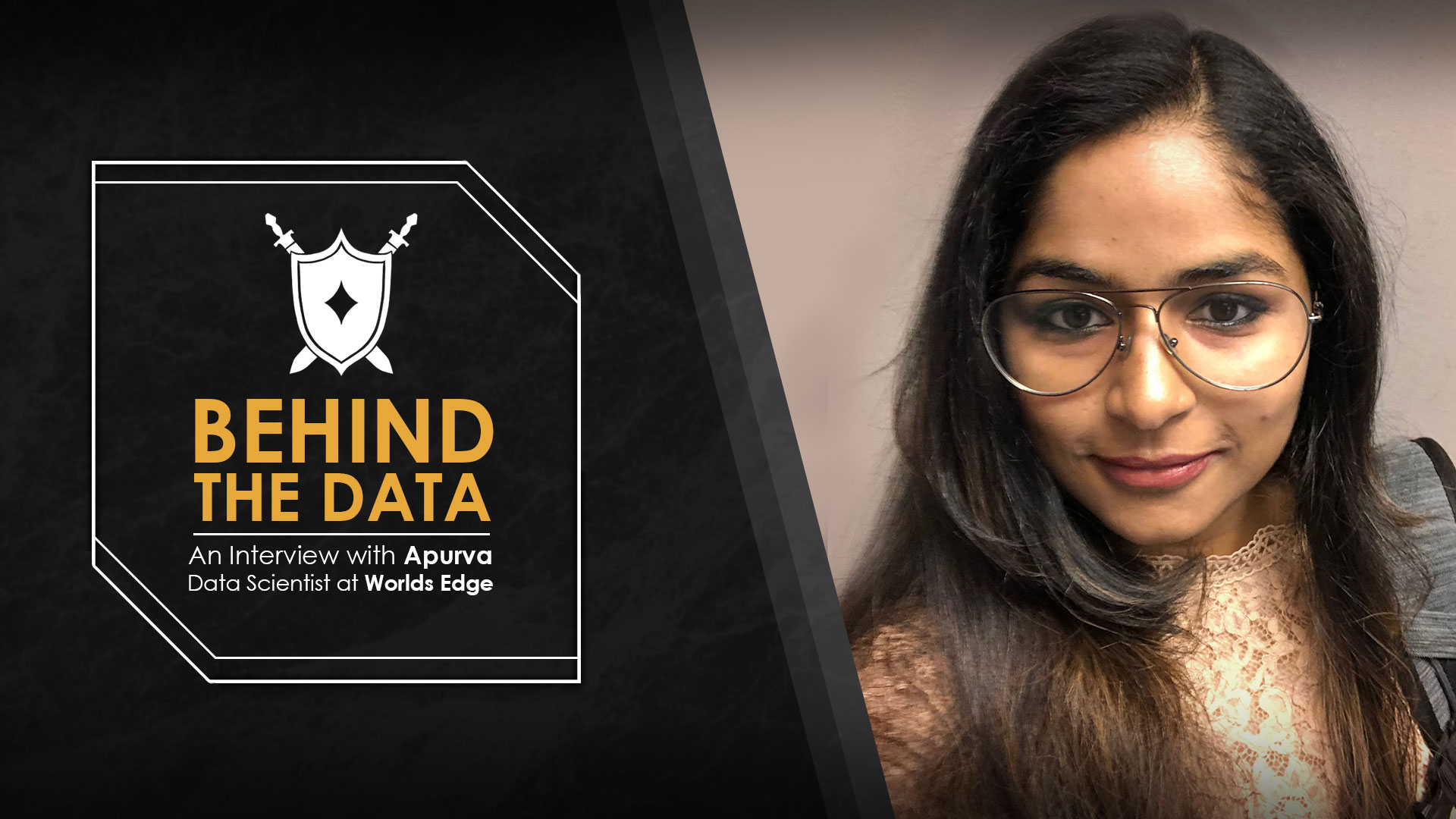 'Behind the Data: Meet Apurva' thumbnail