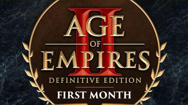 'Age of Empires II: DE – Month One in numbers!' thumbnail