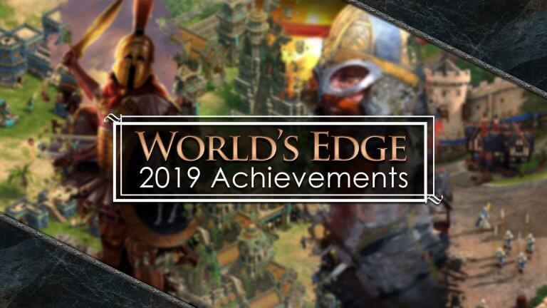 'World's Edge: 2019 Achievements' thumbnail