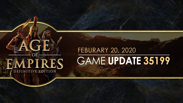 'Age of Empires: Definitive Edition — Update 35199' thumbnail