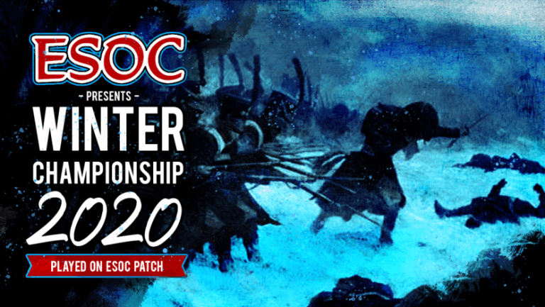 '2020 ESOC Winter Championship for Age of Empires III' thumbnail