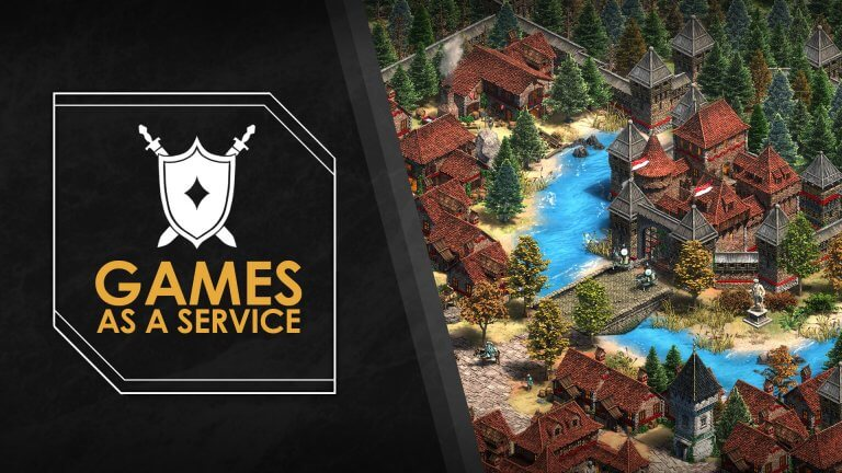 'Games as a Service' thumbnail