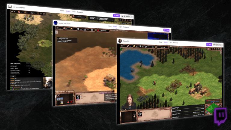 'Community Spotlight – Streamers!' thumbnail