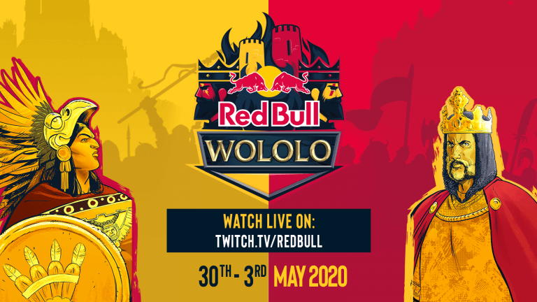 'Red Bull Wololo: Watch Live!' thumbnail