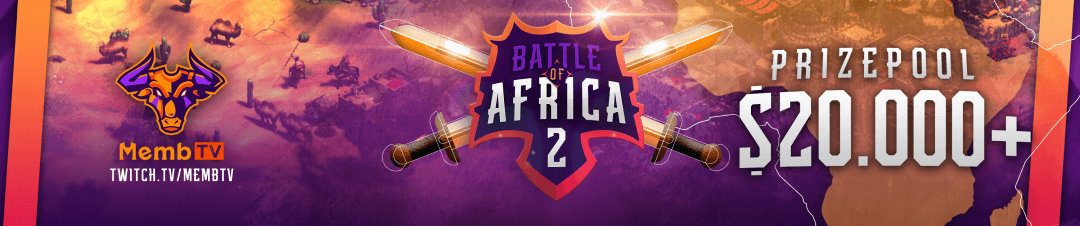 Battle of Africa 2: The Main Event!
