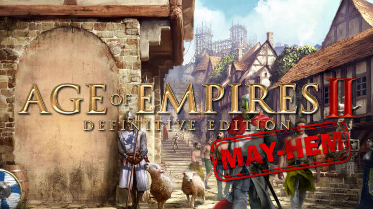 'Age of Empires II: DE – May-Hem Event' thumbnail