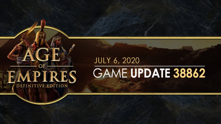 'Age of Empires: Definitive Edition — Update 38862' thumbnail