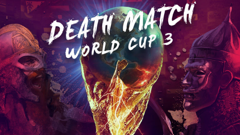 'The Death Match World Cup 3' thumbnail