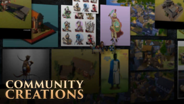 'Community Creations w/ Special Guest – Art Director Han Randhawa!' thumbnail
