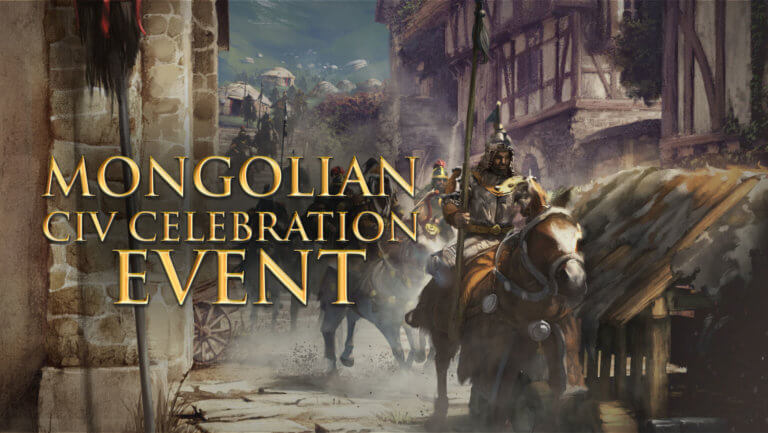 'The Mongolian Civ Celebration Event' thumbnail