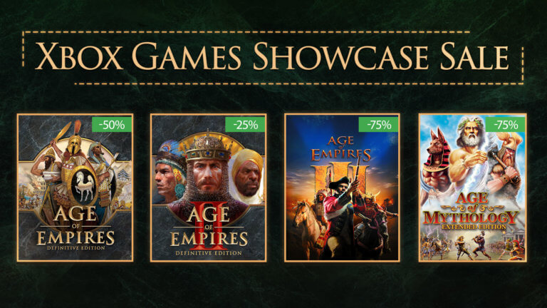'Xbox Games Showcase Sale' thumbnail