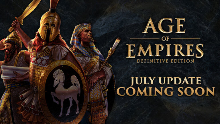 'COMING SOON! Age of Empires: Definitive Edition — Update 38862' thumbnail