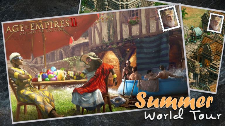 'Summer World Tour Event' thumbnail