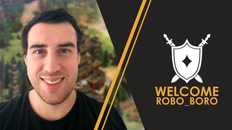 'Welcome Tournaments Producer, Robert, AKA 'Robo!'' thumbnail