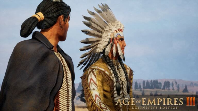 'An Interview with Age of Empires III: DE voice-actor, Tokala Black Elk' thumbnail