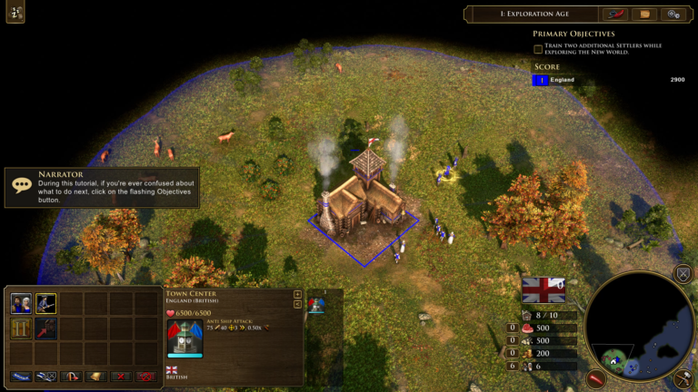 'A look at the HUD & UI Changes of Age of Empires III: Definitive Edition' thumbnail