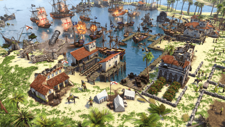 'The Technical Side of Age of Empires III: Definitive Edition: An Interview With Joss Ellis' thumbnail