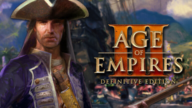 'Age of Empires III: Definitive Edition is NOW AVAILABLE!' thumbnail