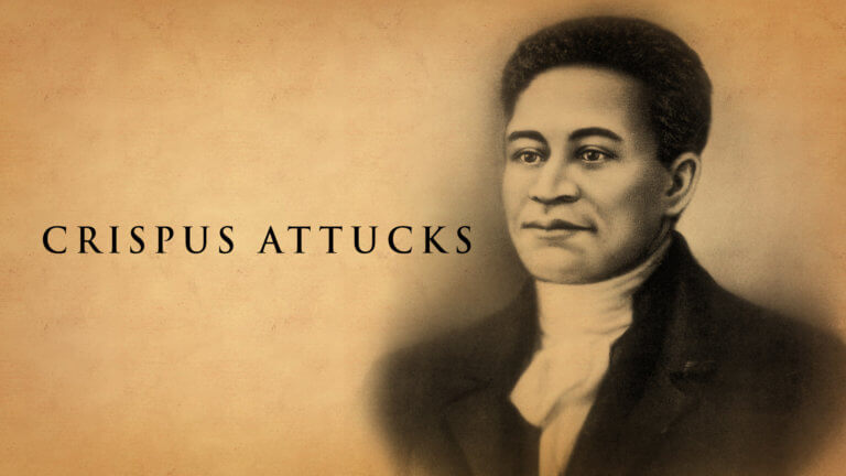 'Black History Month: Crispus Attucks' thumbnail