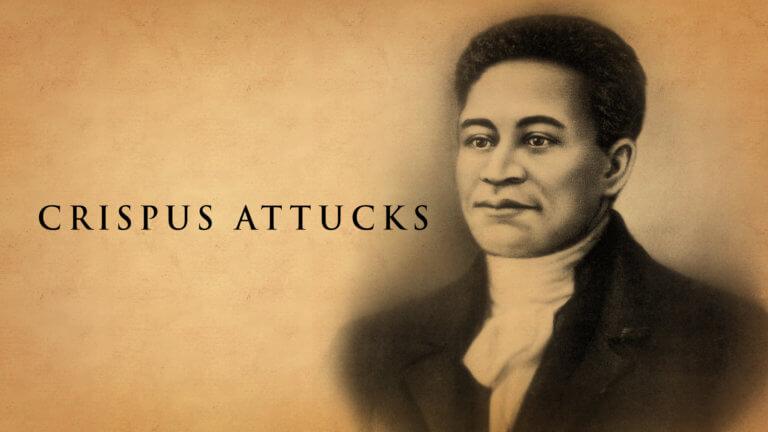 'Black History Month: Crispus Attucks' thumbnail