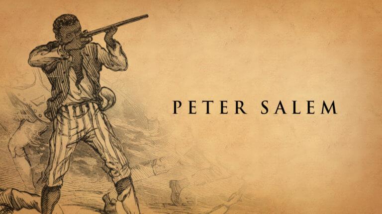 'Black History Month: Peter Salem' thumbnail