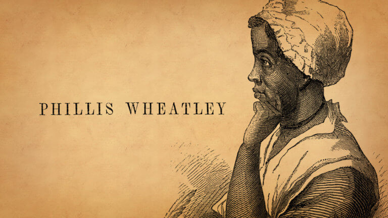 'Black History Month: Phillis Wheatley' thumbnail
