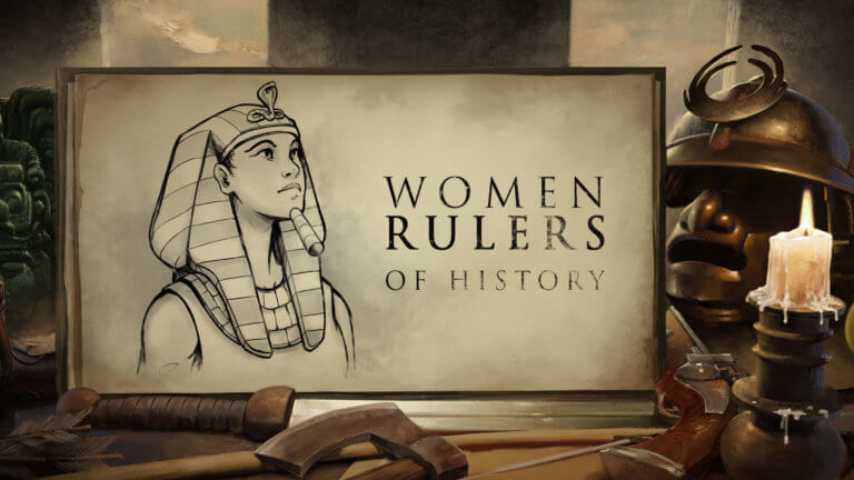 'Women's History Month: RULERS' thumbnail