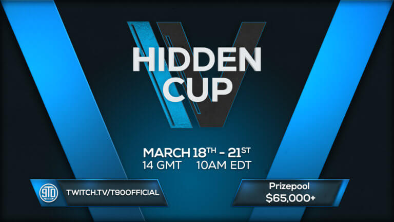 'Hidden Cup 4: LIVE NOW!' thumbnail