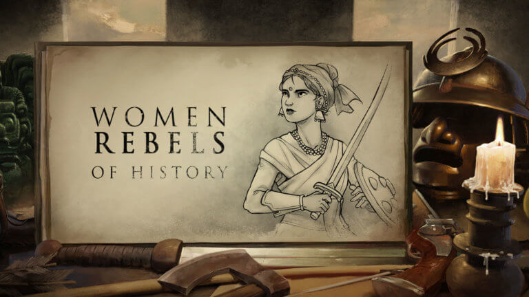 'Women's History Month: REBELS' thumbnail