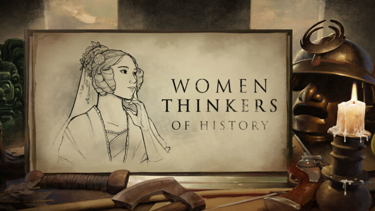 'Women's History Month: THINKERS' thumbnail