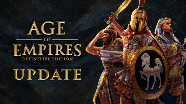 'Age of Empires: Definitive Edition — Update 46777' thumbnail