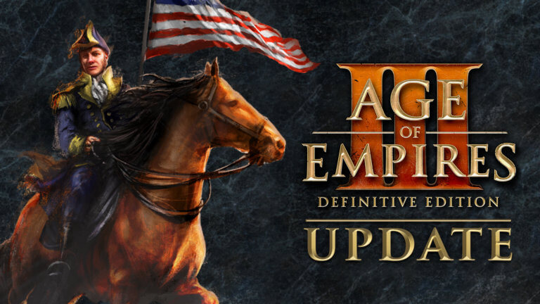 'Age of Empires III: Definitive Edition — Update 23511' thumbnail