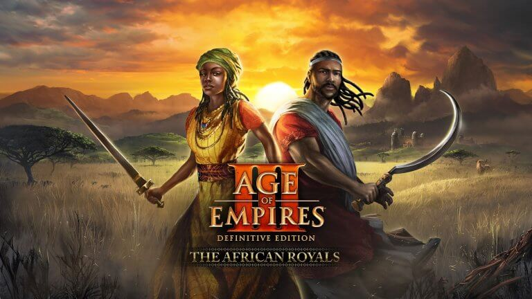 'Pre-Order Age of Empires III: DE – The African Royals NOW!' thumbnail